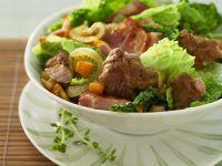 Pork with Savoy Cabbage recipe