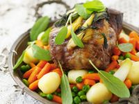 Pork with Vegetables recipe