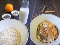 Oats with Winter Fruit recipe