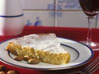 Portuguese Almond Cake recipe