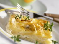 Potato and Apple Dauphinoise recipe