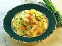 Potato and Asparagus Salad recipe