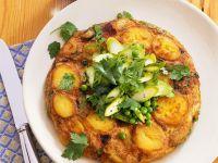 Potato and Asparagus Tortilla recipe