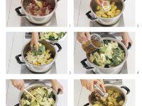 Potato and Beef Stew recipe