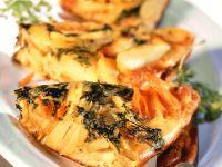 Potato and Carrot Tortilla recipe