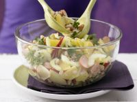 Potato and Cucumber Salad recipe