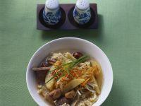 Potato and Dumpling Soup recipe