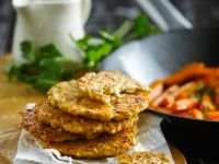 Potato and Goat Cheese Rosti recipe