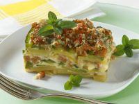 Potato and Mortadella Gratin recipe