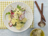 Kartoffel-Radieschen-Salat Rezept