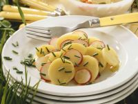 Potato and Radish Salad recipe
