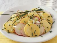 Potato and Radish Salad recipe