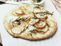 Potato and Rosemary Flatbread recipe
