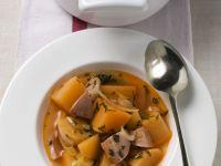 Potato and Sausage Stew recipe
