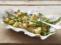 Potato and Tuna Salad with Green Beans recipe