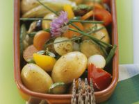Potato and Vegetable Gratin recipe