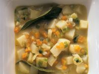Potato and Vegetable Soup recipe