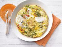 Potato and Vegetable Tortilla recipe