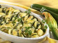 Potato and Zucchini Casserole recipe