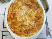 Potato Cheese Bake recipe