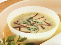 Potato Cream Soup recipe