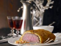 Potato-Crusted Beef Fillet recipe