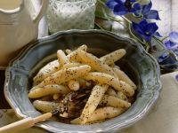 Potato Dumplings with Poppy Seeds recipe