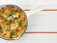 Potato Frittata with Chorizo recipe