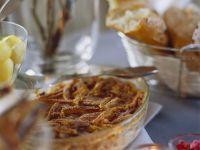 Potato Gratin with Anchovies recipe