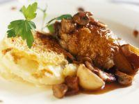 Potato Gratin with Chicken recipe