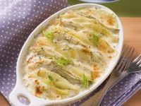 Potato Gratin with Fennel recipe