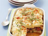 Turkey and Tomato Hot Pot recipe