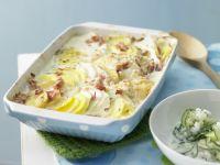 Potato-Kohlrabi Casserole recipe