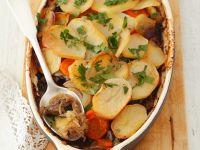 Potato Mushroom Casserole recipe