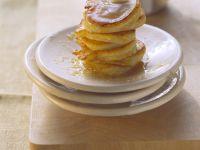 Potato Pancakes with Maple Syrup recipe