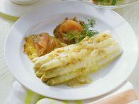 Potato Rosti with Salmon recipe