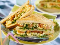Potato Salad Sandwich recipe