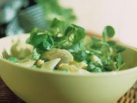 Potato Salad with Asparagus and Watercress recipe