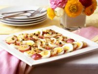 Potato Salad with Eggs and Capers recipe
