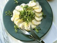 Potato Salad with Jerusalem Artichokes recipe