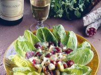 Potato Salad with Salami and Artichokes recipe