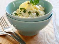 Potato Salad with Yogurt Dressing recipe