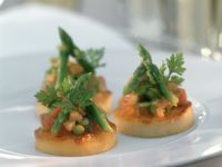 Potato Slices with Vegetables recipe