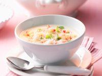 Potato Soup with Apples and Horseradish recipe