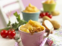 Potato-topped Mince Bake recipe
