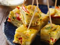Potato Tortilla Bites recipe