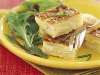 Potato Tortilla Squares recipe