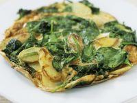 Sliced Potato Tart recipe