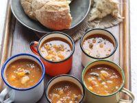 Potato-vegetable Soup recipe