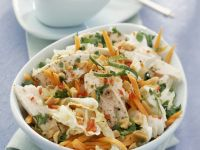 Poultry Slaw recipe